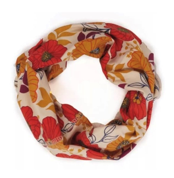 Autumn Floral (light) Multiway Band
