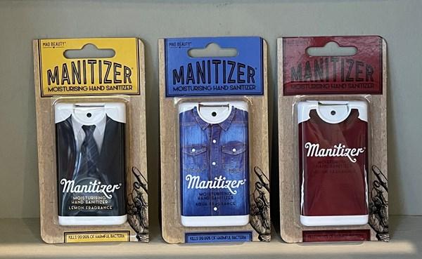 Manitizer Hand Sanitiser Spray