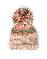 Agnes Hat Large bobble