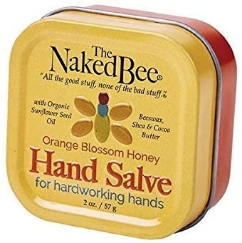 Naked Bee Hand and Cuticle Salve