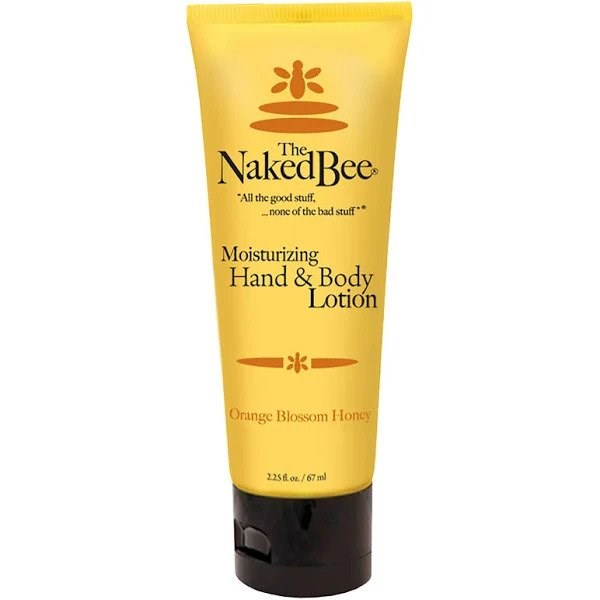 Naked Bee Hand & Body Lotion 2.25oz