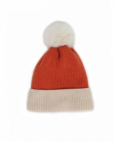 Bonnie Hat - Tangerine