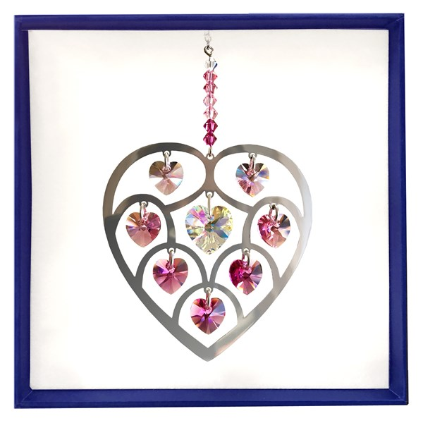Heart of Hearts Deep Rose