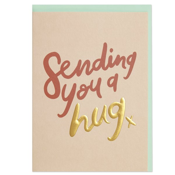 Sending a hug