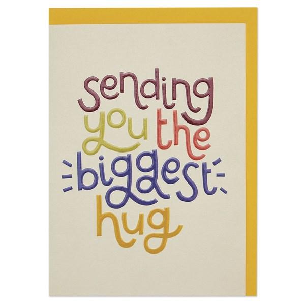 Sending You the Biggest Hug