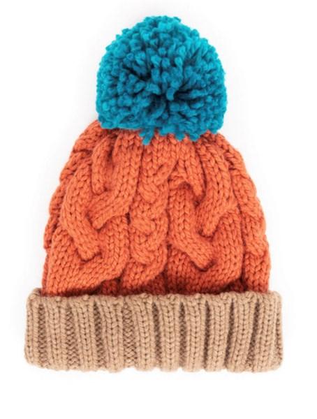Karina tangerine HAT