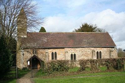 photo of Stanton Church