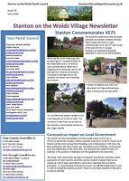 June 2020 newsletter thumbnail