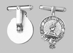 Clan Barclay Cufflinks