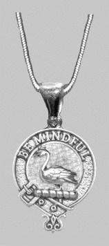 Clan Campbell of Cawdor Pendant