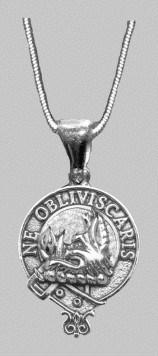 Clan Campbell Pendant