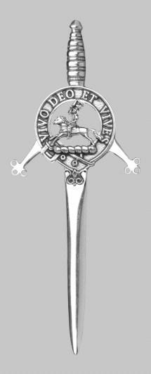 Clan Craig Kilt Pin