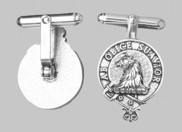 Clan Galbraith Cufflinks
