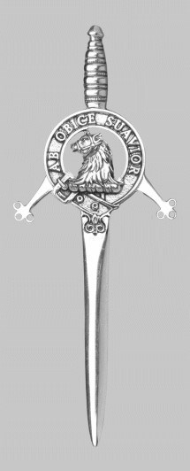 Clan Galbraith Kilt Pin