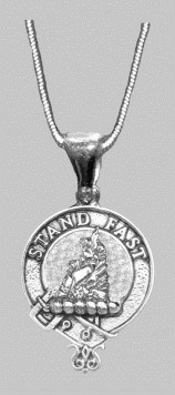 Clan Grant Pendant