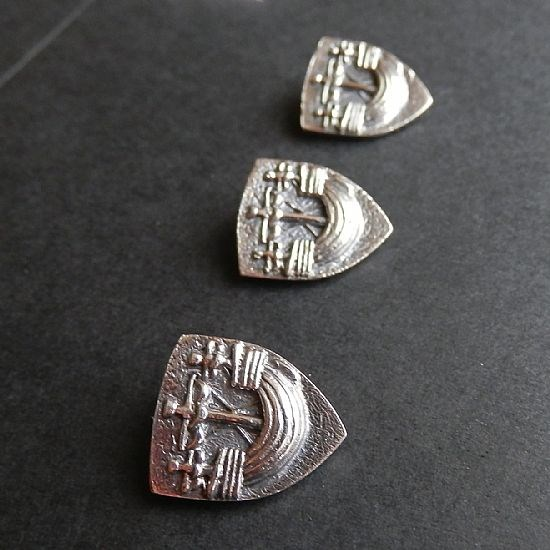 Coat of Arms Buttons