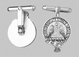 Clan Johnstone Cufflinks