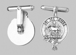 Clan Livingstone Cufflinks