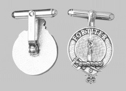 Clan MacAlister Cufflinks