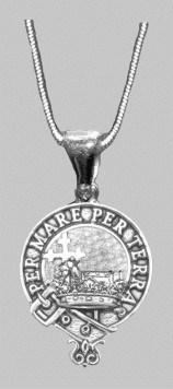 Clan Macdonald Pendant