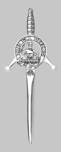Clan MacFarlane Kilt Pin