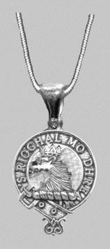 Clan MacGregor Pendant