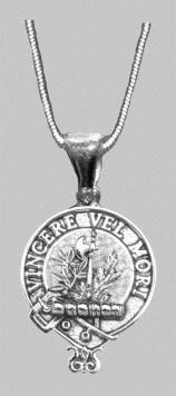 Clan MacLaine of Locbuie Pendant