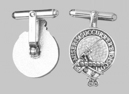 Clan MacMillan Cufflinks