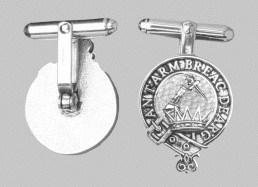Clan MacQuarrie Cufflinks