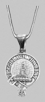 Clan Morrison Pendant