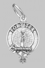Clan MacAlister Charm