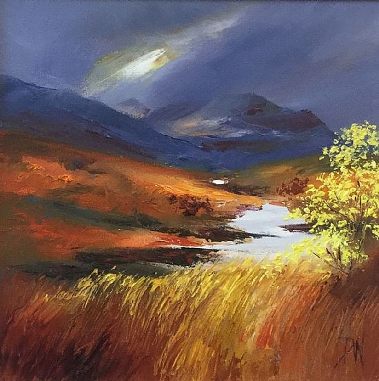 Autumn, Meall a Bhuachaille