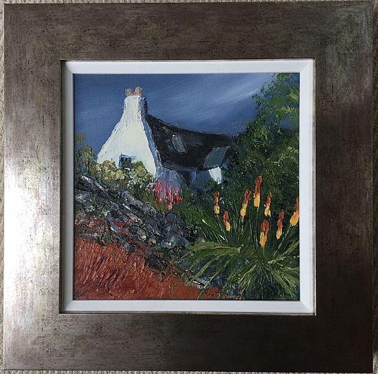 Summer cottage, Black Isle