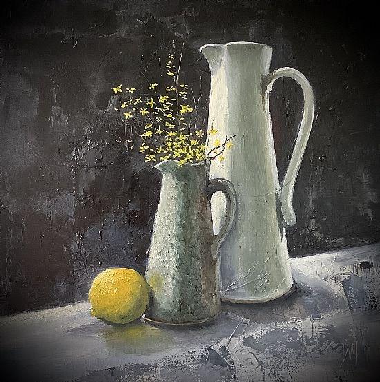 Lovely jugs (sold)