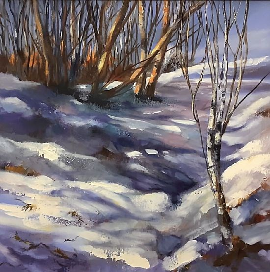 Winter morning at Torbreck