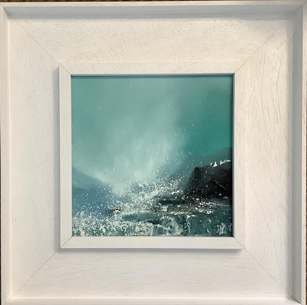 20x20cm+frame, available £180 RESERVED