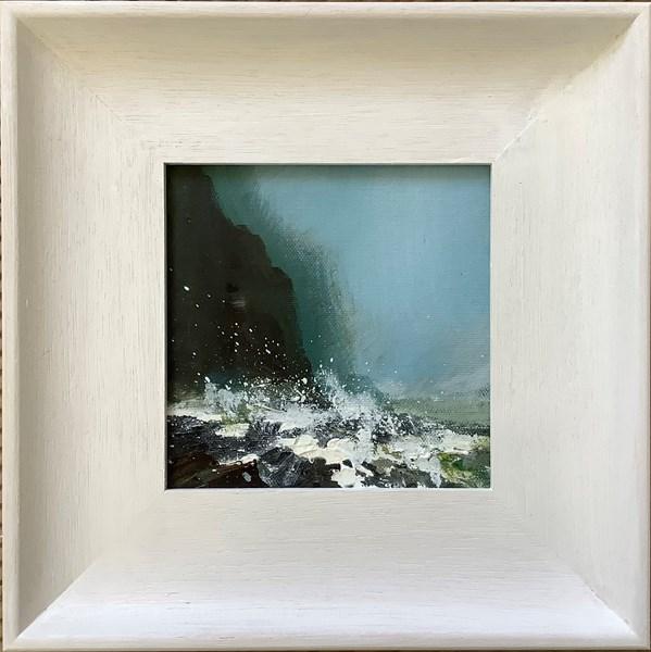 15x15cm+frame, available £120