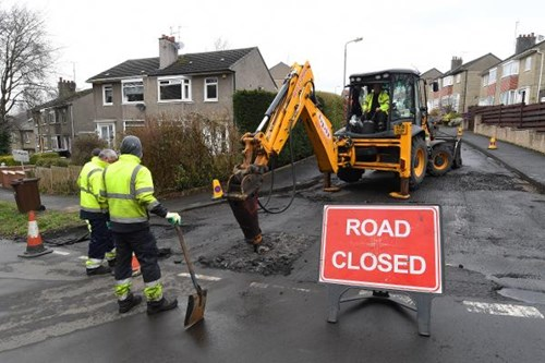 Temporary Restriction to Road Brankston Ave. 28th April - 2nd May