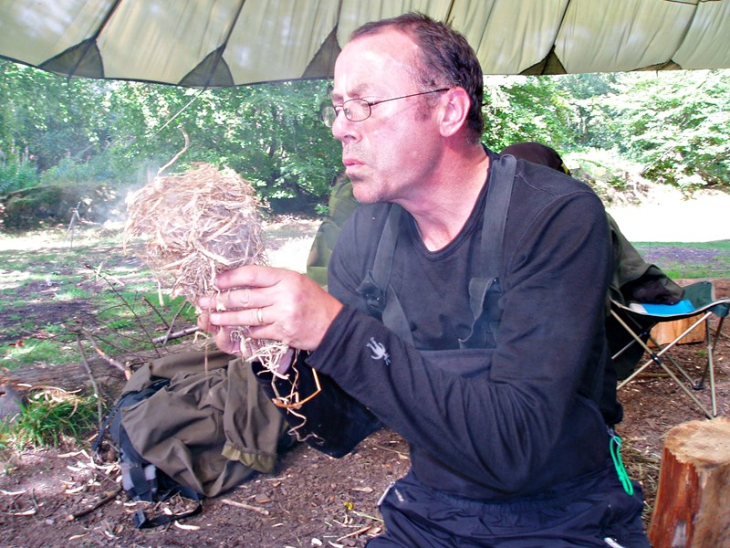 Bushcraft adventure activity sessions in Cumbria, North West England