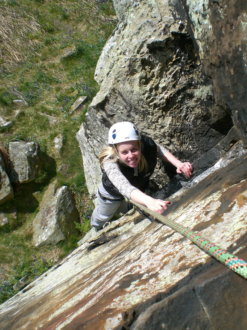 Climbing courses in the Lake District, Cumbria, North West England