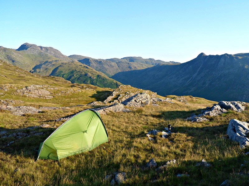 DofE expeditions in the Lake District, Cumbria, North West England