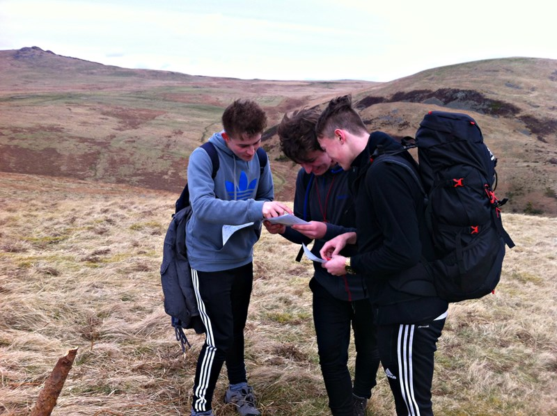 Approved activity provider for DofE walking expeditions