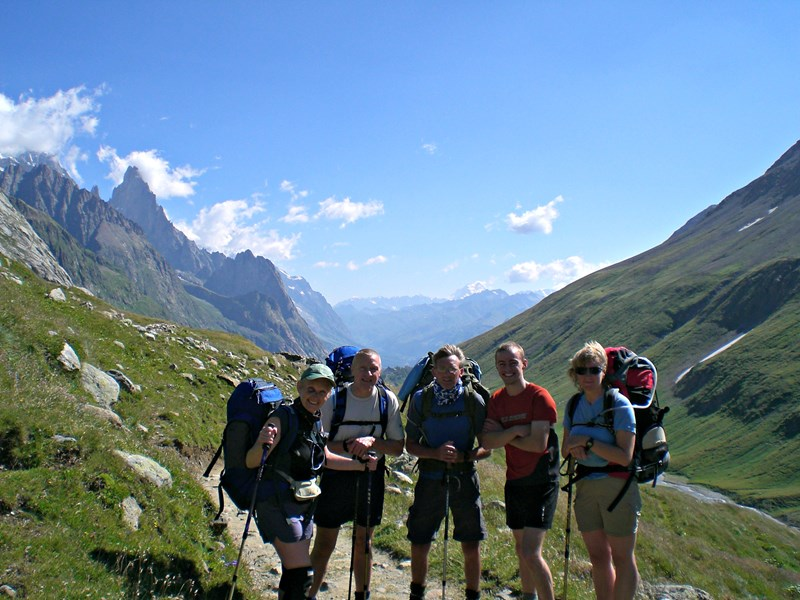 Hillwalking for school groups, birthday parties, adults and more!
