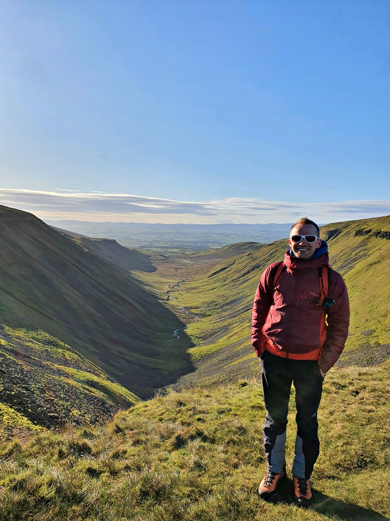 Qualified winter mountain leaders and summer mountain leader award instructors in Northumberland and Cumbria