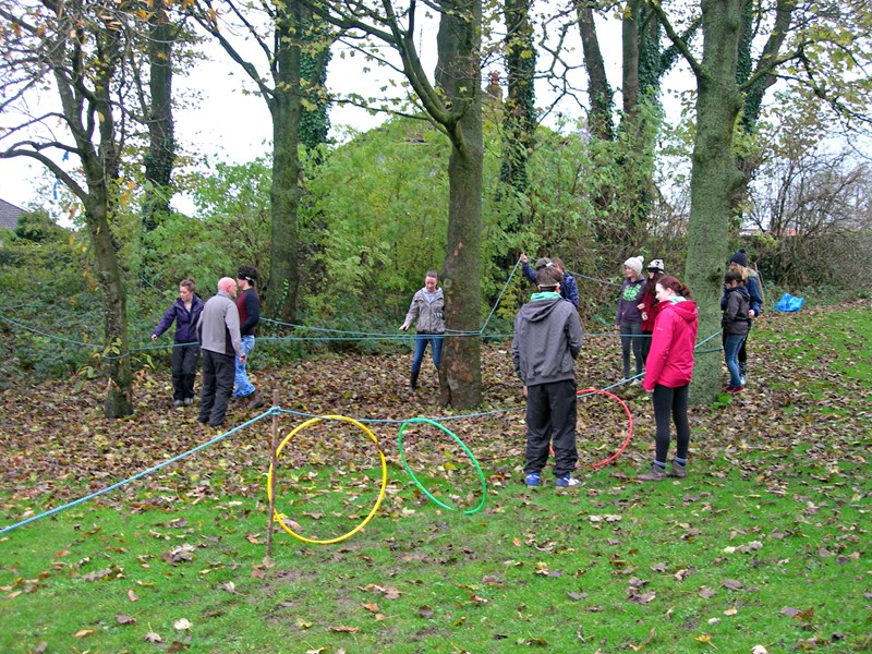 Geology, geography, maths, science and English can all be learnt via our outdoor learning sessions
