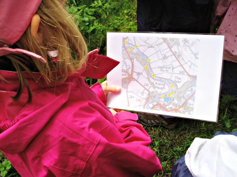 Curriculum enrichment through outdoor learning