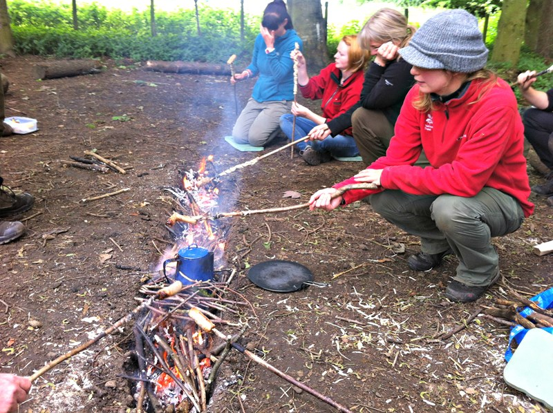 Outdoor education for schools and colleges