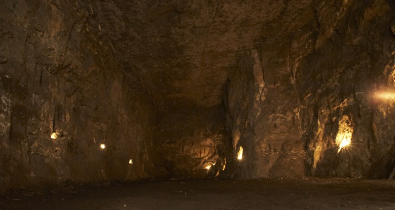 Explore an abandoned lead mine in Cumbria, North West England