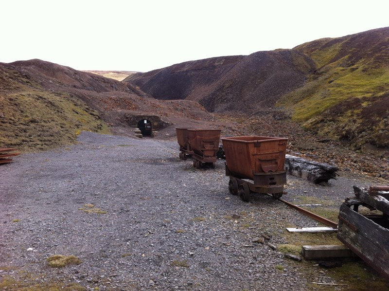 Experience the history of lead mining in the North Pennines