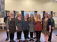 Glasgow Branch helps new RSCDS Teachers to qualify